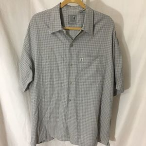 #380--Pineapple Connection mens shirt L